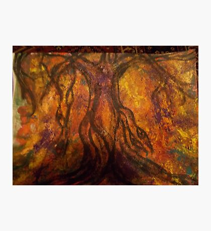 Roots in the Earth Photographic Print