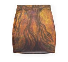 Roots in the Earth Mini Skirt