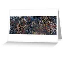 Abstract composition 85 Greeting Card