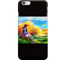 nausicaa  iPhone Case/Skin
