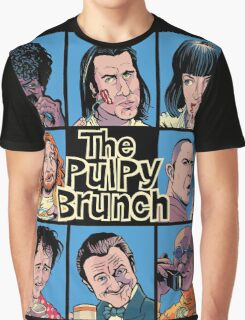 The Pulpy Brunch Graphic T-Shirt