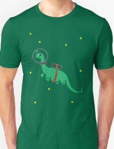 Space Dino Unisex T-Shirt