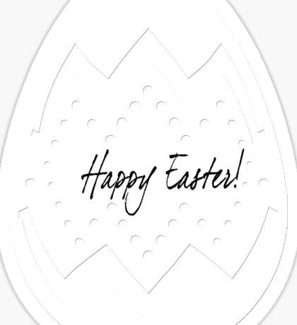 Easter! Sticker