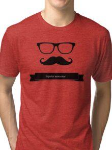 hipster nonsense Tri-blend T-Shirt