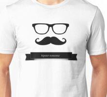 hipster nonsense Unisex T-Shirt