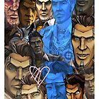 Handsome Jack Phone Case by ferncats26