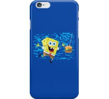 Krabby Patty! iPhone Case/Skin