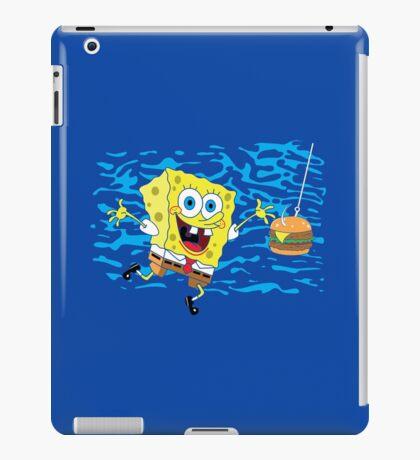 Krabby Patty! iPad Case/Skin