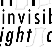 invisibility Sticker