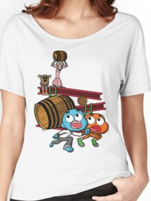 The Amazing World Gumball - GumBall Women's Relaxed Fit T-Shirt