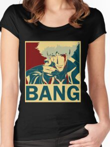 Bang Women's Fitted Scoop T-Shirt