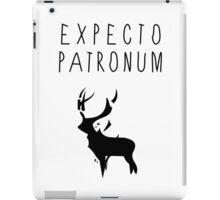 Expecto Patronum 02 iPad Case/Skin