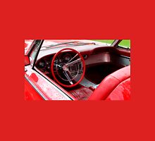 Ford Thunderbird 1963 Model Interior Unisex T-Shirt