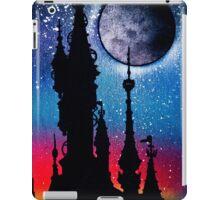 Castle Under Moonlight iPad Case/Skin