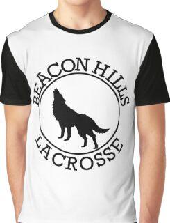 Beacon hills lacrosse Graphic T-Shirt