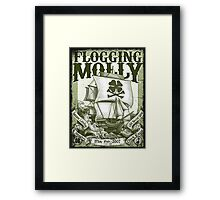 CLASSIC POSTER : ST. PATRICK DAY  Framed Print