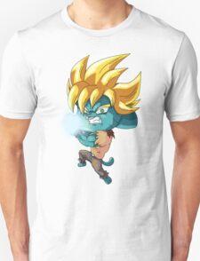 Gumball super saiyan T-Shirt