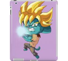 Gumball super saiyan iPad Case/Skin
