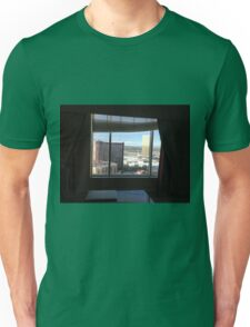 freelance view pt 1 Unisex T-Shirt