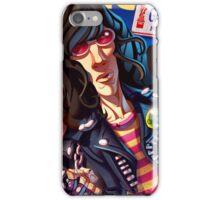 ROCK N' ROLL VINTAGE POSTER iPhone Case/Skin