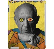 Picasso Photograph (Modern Art Style) iPad Case/Skin