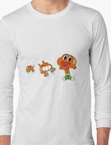 The amazing world gumball - gumball Long Sleeve T-Shirt