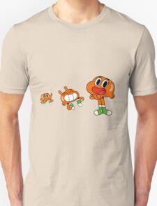 The amazing world gumball - gumball Unisex T-Shirt