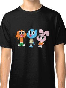 The amazing world gumball - gumball  2 Classic T-Shirt