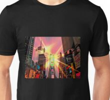 Spotlight on Times Square Unisex T-Shirt