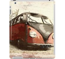 Vintage Faded Split iPad Case/Skin
