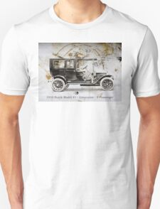 1910 Buick Unisex T-Shirt