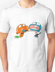 The amazing world of gumball 7 Unisex T-Shirt