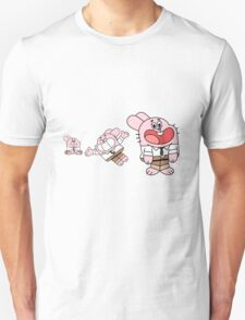 The amazing world of gumball 10 T-Shirt
