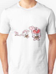 The amazing world of gumball 10 Unisex T-Shirt