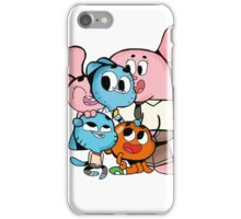 The amazing world of gumball 11 iPhone Case/Skin