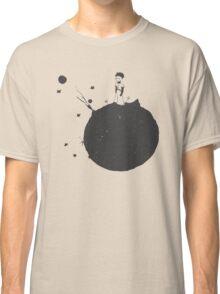 The Little Prince Black Classic T-Shirt