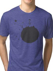 The Little Prince Black Tri-blend T-Shirt