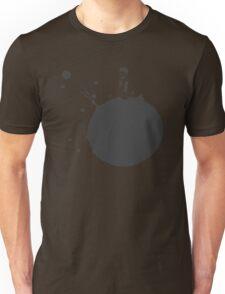 The Little Prince Black Unisex T-Shirt