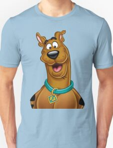 Natural Scooby doo  T-Shirt