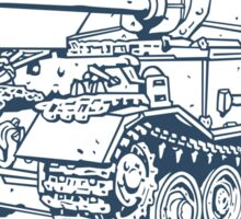 Ferdinand Tank Destroyer  Sticker