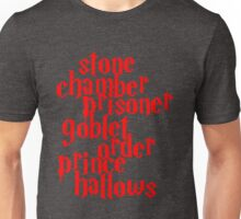 Stone Chamber Prisoner Character Unisex T-Shirt