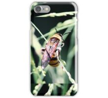 Restful Bee iPhone Case/Skin