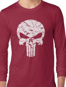 Punisher Logo Long Sleeve T-Shirt