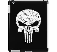 Punisher Logo iPad Case/Skin