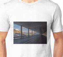 Mountain Tunnel Unisex T-Shirt