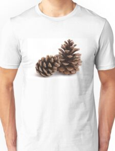 Two pinecones Unisex T-Shirt