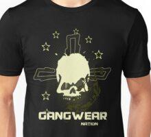 Designer Totenkopf T-Shirts / Gangwear Nation 3  Unisex T-Shirt