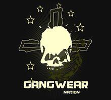 Gangwear Nation 3 Gangwear Thug Life Most Wanted Unisex T-Shirt