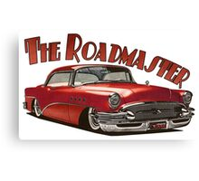1955 Buick Roadmaster - Red 4 Canvas Print