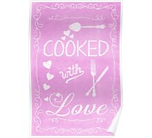 Cooked with Love Poster